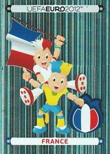 Panini 455 Maskottchen France Frankreich EM 2012 Poland - Ukraine