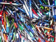 Misprint Pens Clip On - Clickable All Styles Mixed Bulk Lot of 50