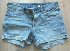 H&M Damen-Shorts & -Bermudas Denim