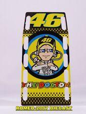 1:12 Pit board - pitboards Valentino Rossi Yamaha 2008-2009-2010 no minichamps