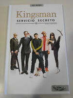 KINGSMAN SERVICIO SECRETO DVD + LIBRO + EXTRAS COLLECTORS CUT ESPAÑOL ENGLISH Am