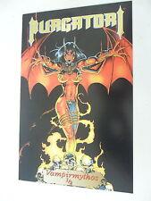 1 x Comic - Purgatori - Vampirmythos - Nr. 1/2 - Gold Edition -Z.1