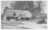 POSTCARD   HAMPSHIRE   AMPFIELD   Old  Thatches  Restaurant      RP
