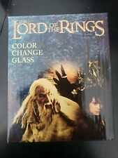 Lord Of The Rings Color Change Glass Lootcrate Exclusive