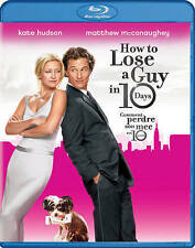 How To Lose A Guy In 10 Days DVD, Michael Michele, Robert Klein, Kate Hudson, Be