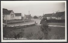 Northamptonshire, GREAT HOUGHTON, New Bungalows - 1960's Real Photo # 2.