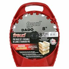 Freud 8 In. Professional Stacked Dado (SD208)