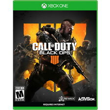 Call of Duty: Black Ops 4 Xbox One [Factory Refurbished]