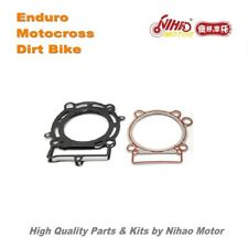 Motocross Parts ZONGSHEN NC250 NC300 ZS177MM Cylinder Gasket Head Assy Base kit