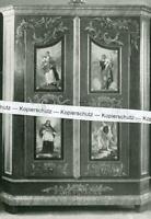 Weißenhorn - Bauernschrank im Besitz von Albert Heinle - um 1930        W 6-6