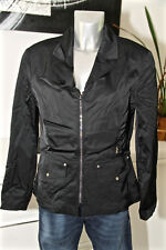 luxueuse veste chic noire légère stretch SONIA RYKIEL taille 44 fr 48i ETAT NEUF