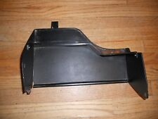 ALFA ROMEO GTV 6 NO AC? Used Original LOWER DASHBOARD PARCEL SHELF with all tabs