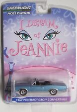 GREENLIGHT HOLLYWOOD SERIES 4 I DREAM OF JEANNIE 1967 PONTIAC GTO CONVERTIBLE