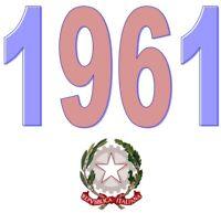 ITALIA Repubblica 1961 Singolo Annata Completa integri MNH ** Tutte le emissioni
