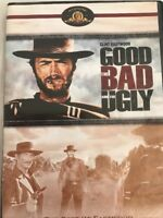 The Good, The Bad And Ugly (special Edition) DVD