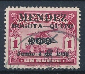 [36103] Ecuador 1930 Good airmail stamp Very Fine used