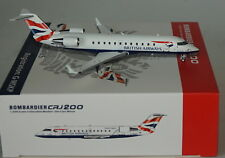 NG Modello 52011 Bombardier CRJ-200LR British Airways G-Mskp in 1:200 Scala
