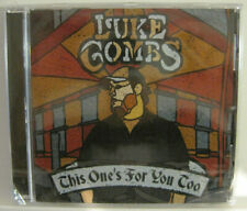 CD Luke Combs - THIS ONE'S FOR YOU TOO - 2018 (Deluxe Edition) Country Neu & OVP