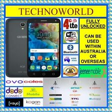 Alcatel Android Smartphone 8GB Mobile Phones