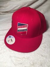 STALL & DEAN NHL BROOKLYN AMERICANS FITTED HAT (7 3/4)(MORE SIZES AVAILABLE)
