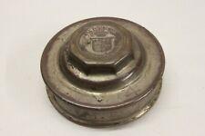 Original 1920's Cadillac Wheel Brass Center Cap Hupcap Grease Dust Cover OEM GM