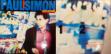 DISCO 33 GIRI -   PAUL SIMON- HEARTS AND BONES                           ( B )