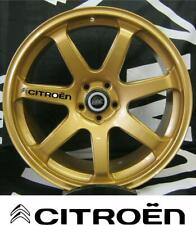 NEW CITROEN LOGO 6x ALLOY WHEEL DECAL STICKERS GRAPHICS CHOICE OF COLOURS