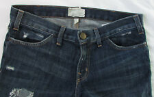 Current Elliott THE ELEPHANT BELL Jeans, Wash Loved Destroyed Size 26