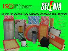 KIT TAGLIANDO OLIO + FILTRI IVECO DAILY III 35C11 2.8TDi 78Kw DAL 06.01 AL 07.06