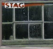(DF645) Stag, Low Watt Glow - DJ CD