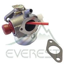 Tecumseh Carburetor 640173 640174 640262 640262A With Free Gasket