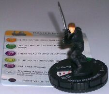 MASTER BRUCE WAYNE #015 The Dark Knight Rises DC HeroClix
