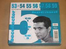 RARE COFFRET 3 CD / BECAUD / BECOLLECTOR 53-54-55-56-57-58-59 / EXCELLENT ETAT