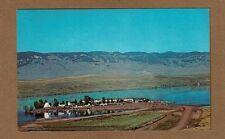 Buffalo,WY Wyoming Seney Point Resort, Lake De Smet, Rainbow Trout Fishing