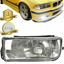 For BMW E36 1990-2000 99 Left Side Crystal Lens Front Fog Light Assembly M2W937