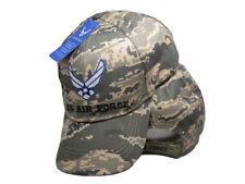 U.S. Air Force Wings ACU Digital Camo Embroidered Cap Hat Licensed (ACU #2)