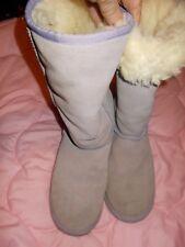 EMU wool botas de invierno Dick forradas para señora tamaño 40/41 lilas