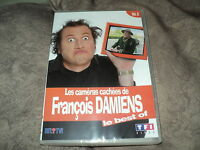 "DVD ""LES CAMERAS CACHEES DE FRANCOIS DAMIENS, LE BEST OF - VOLUME 2"""