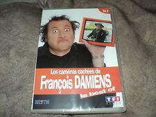 """DVD NEUF """"LES CAMERAS CACHEES DE FRANCOIS DAMIENS, LE BEST OF - VOLUME 2"""""""