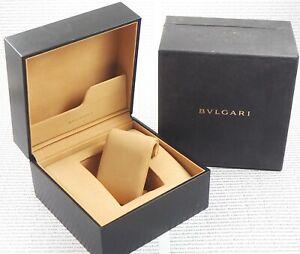 BVLGARI - Bulgari Box für Armbanduhren Leder