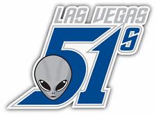 "Las Vegas 51s MILB Minor Baseball MLB Car Bumper Sticker Decal 5"" x 4"""
