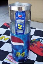 JEFF GORDON PEPSI CAN WITH ACTION  1/64 CAR DIECAST INSIDE #24 ELITE NEW