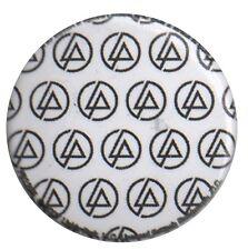 Linkin Park LP design 1 inch Button Pin Badge Grunge Punk alternative
