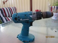 Makita 18v cordless drill *SKIN ONLY* working, lost battery & Charger