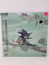 Retro Anime Laserdisc