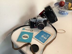 Practical Camera With Carl Zeiss Jena Pancolar DDR Camera Lens + Manual