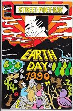 Marvel Comics - Street-Poet-Ray: Earth Day 1990 - Vol. 1 #2 1990