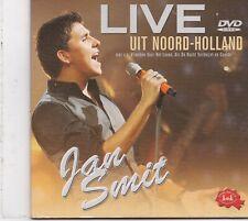 Jan Smit-Live Uit Noord Holland Music Dvd Maxi single