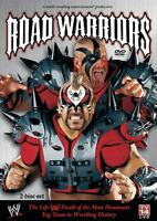 Wwe: Road Warriors - Life & Death Most Dominant 3  DVD