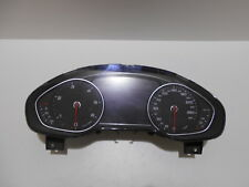 AUDI A8 2011 SPEEDOMETER INSTRUMENT CLUSTER 4H0920900A